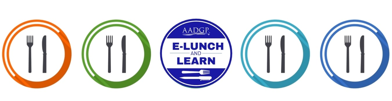 AADGP e-Lunch & Learn
