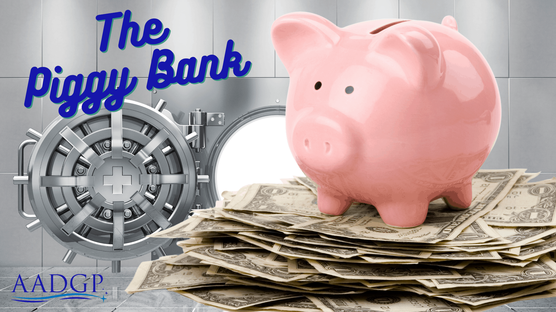 The Piggy Bank e-Lunch & Learn Webinar